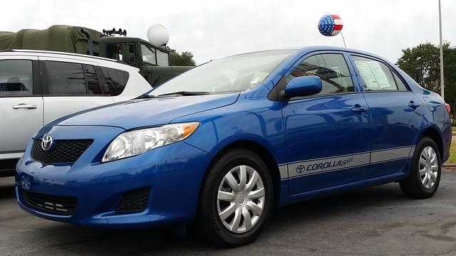 Corolla (E140) - Toyota