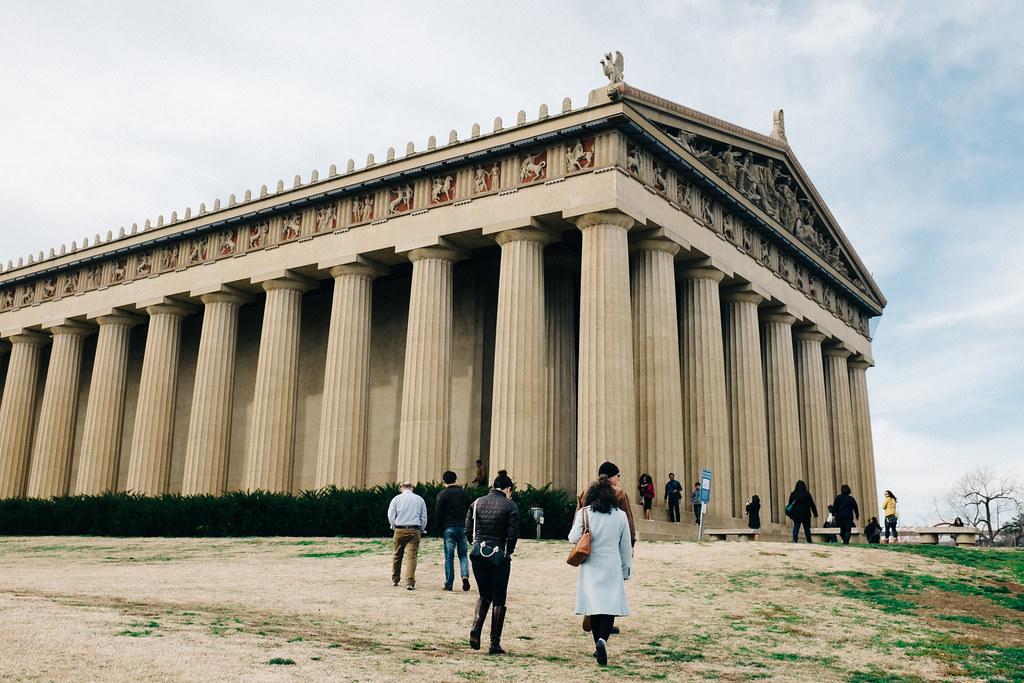 Nashville Parthenon 01