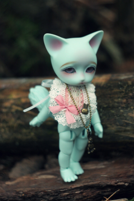 Minty kitty II