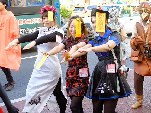 Kawasaki Halloween parade 2014 158