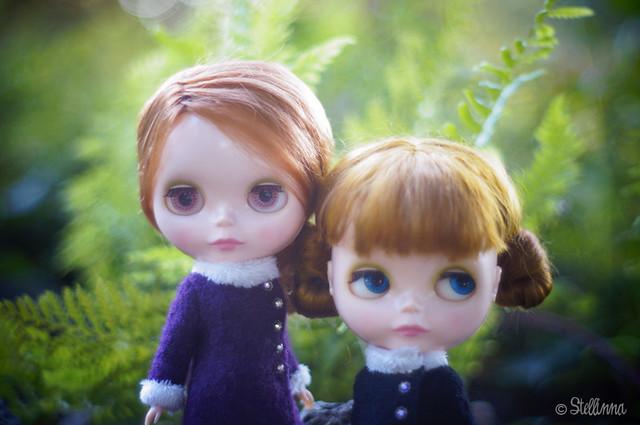 Melody & Stellie