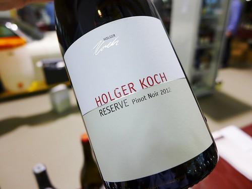 Holger Koch Pinot Reserve