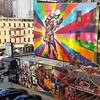Colour! Kobra. From the #highline #heyho2014 #NewYork #streetart