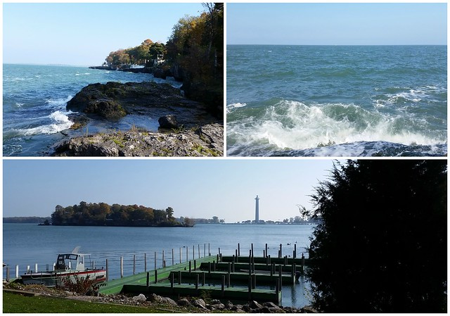 Lake Erie is beautiful in Fall