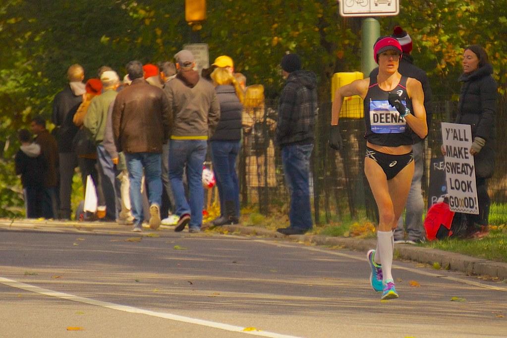 NYC marathon, Oct 2014 - 10