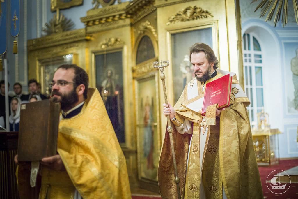 5 ноября 2014, Литургия апостола Иакова / 5 November 2014, Divine Liturgy of St. James