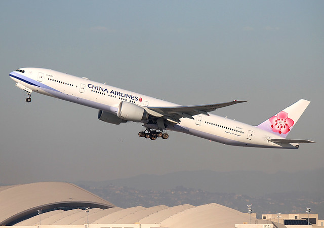 China Airlines B-18053