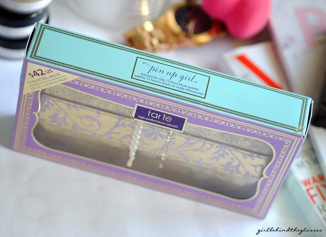 Tarte Pin Up Girl Blush Palette3