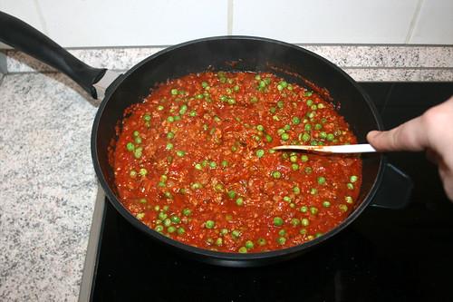 36 - Erbsen köcheln lassen / Simmer peas