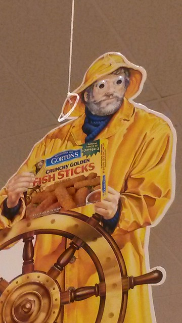 Trust the Gorton's fisherman