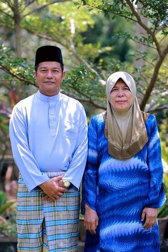Ayah & Mak I