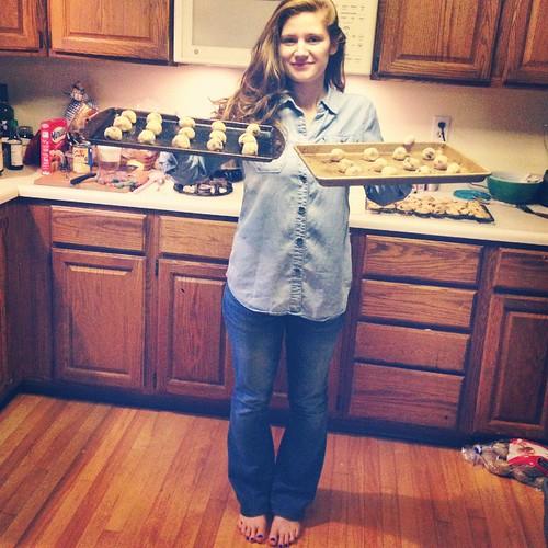 Little baker #looks14
