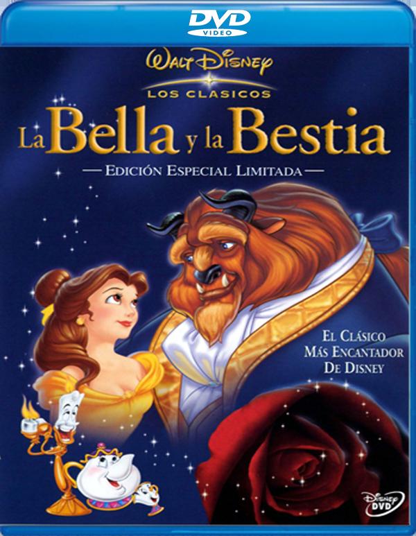 15738378320 10edcae46c o - La Bella y la Bestia: Edición Especial [DVD9][Castellano, Inglés, Portugues][1991][1Fichier-Mega]