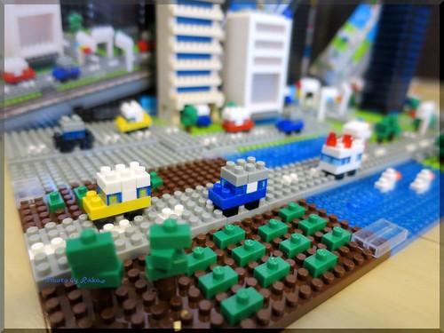 Photo:2014-10-24_T@ka.'s Life Log Book_【Monitor】ナノブロックでつくろう!『まちと電車のある風景』体験モニターをやってみたよ!_04 By:logtaka