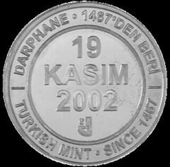 1 million Lira obverse