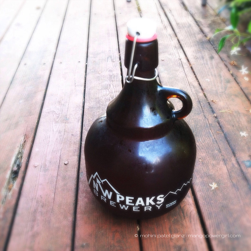 nw peaks growler for tom
