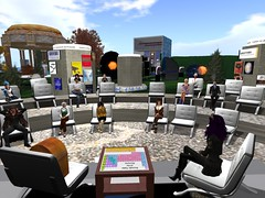Jeff Zacks on Blogtalk Radio in SL (as Radio)