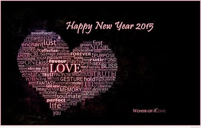 1. Wishing You Happy New Year`2015