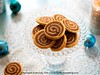 Speculoos Pinwheel Cookies