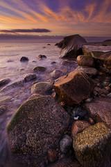 Gooseberry Neck Sunset