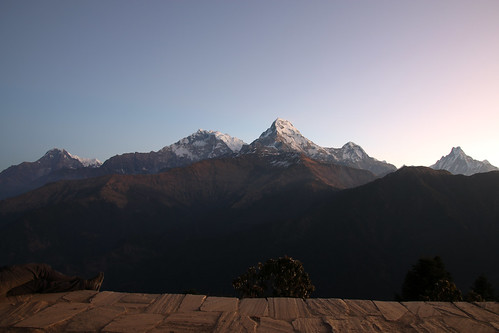 nepal sunrise dawn himalayas poonhill annapurnasouth annapurnai punhill fishtailpeak annapurnarange mountmachhapuchchhre