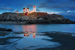 Christmas at Nubble