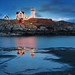 Christmas at Nubble by romiana70