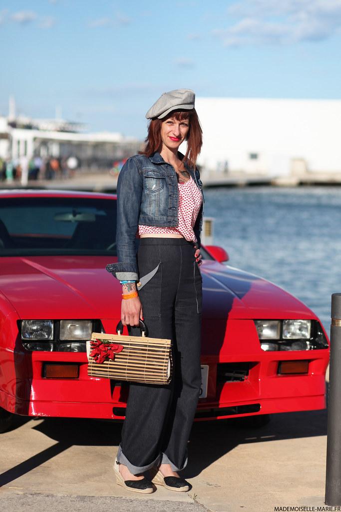 Riverside car show, calafell