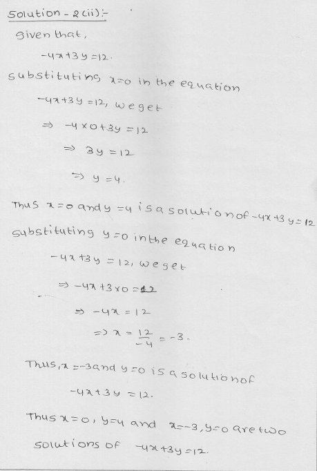 RD Sharma Class 9 Solutions Chapter 13 Linear Equations in Two Variables 26