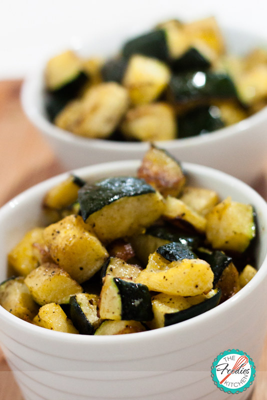 Roasted Gem Squash