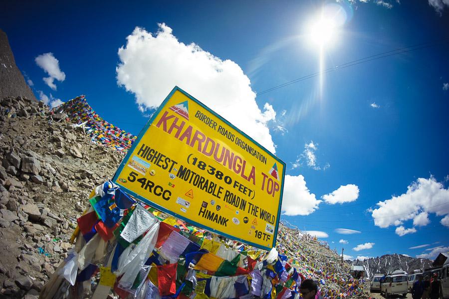 Кхадунг Ла. 5359 метров. Долина Нубра, Ладакх © Kartzon Dream - авторские путешествия, авторские туры в Индию, тревел фото, тревел видео, фототуры