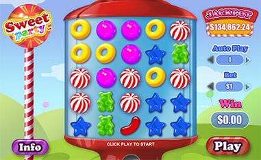 Sweet Party slot game online review