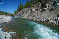 Kananaskis Country - Elbow River Valley, Paddy's Flat Campground