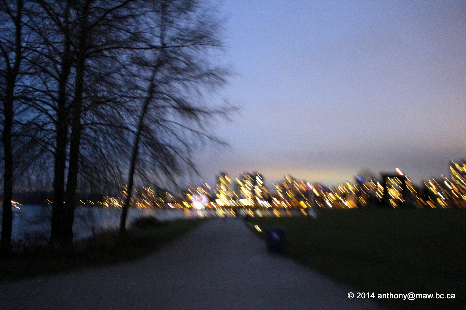 IMG_8431 2014-12-06 Vancouver Kitsilano Views. autumn, winter, sunset, urban, canada, motion, vancouver, landscape, evening, harbour, lifestyle, westcoast. buy photo
