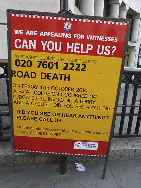 road death