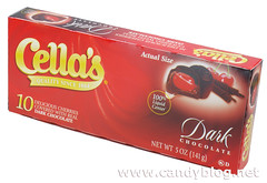 Cella's Dark Chocolate Cherries