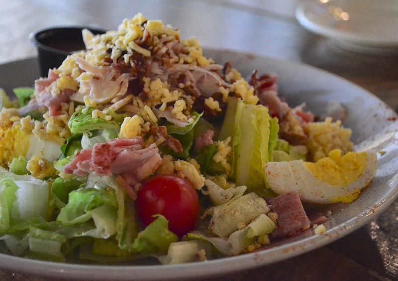 Smoked Gouda Chef Salad