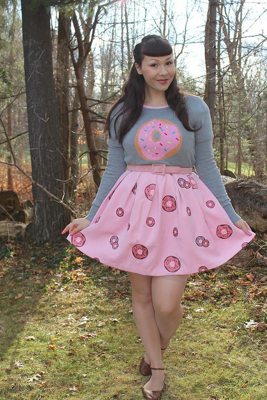 donut dress