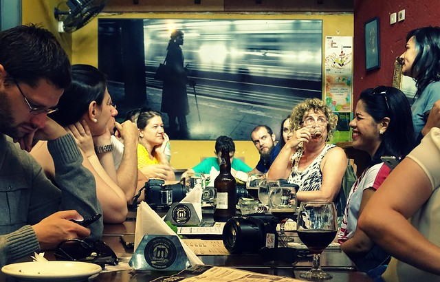 cafés no Centro de Curitiba