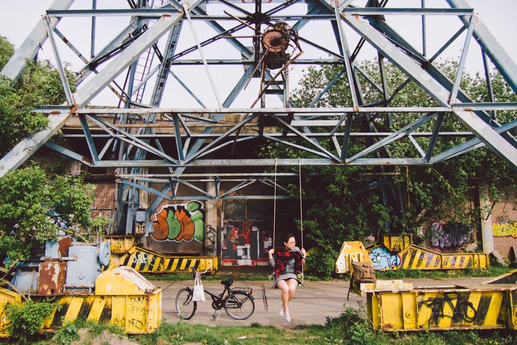 Untitled 轆轆遊遊。探險船廠區@阿姆斯特丹 轆遊阿姆斯特丹系列。探險船廠區 NDSM 15984590948 84da72621c o