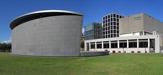 Museo Van Gogh, en Ámsterdam.