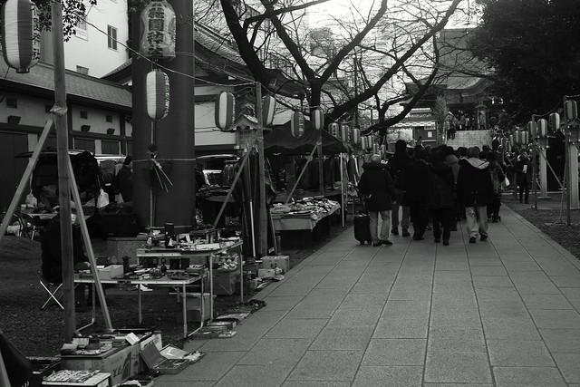 新宿劣化 - Hanazono Jinja shrine, Shinjuku Tokyo, 04 Jan 2015. 013