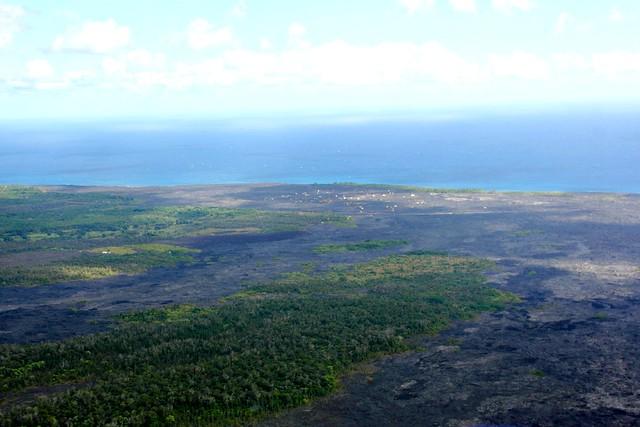 Hawaii laavakenttä