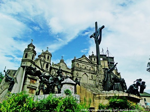 Cebu - Heritage of Cebu Monument