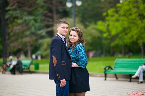 """Concurs""""Ziua Îndrăgostiţilor 2015"""" > Dima si Marina"""