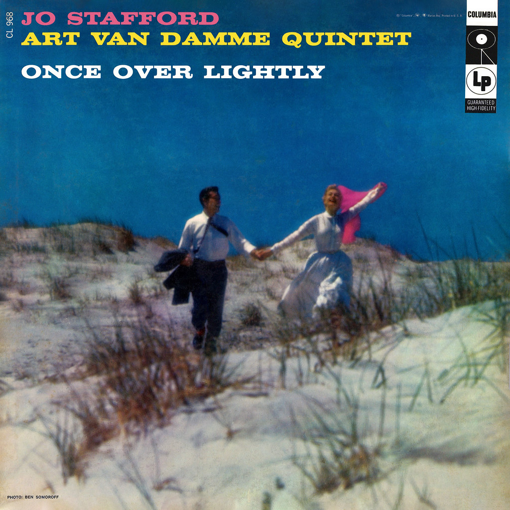 Jo Stafford – Once Over Lightly
