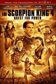 Vua Bọ Cạp 4: Truy Tìm Quyền Năng - The Scorpion King:... (2015)