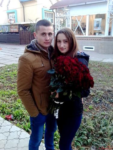 """Concurs""""Ziua Îndrăgostiţilor 2015"""" > Valeria Bulgac"""