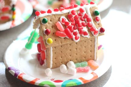 Graham Cracker House 1