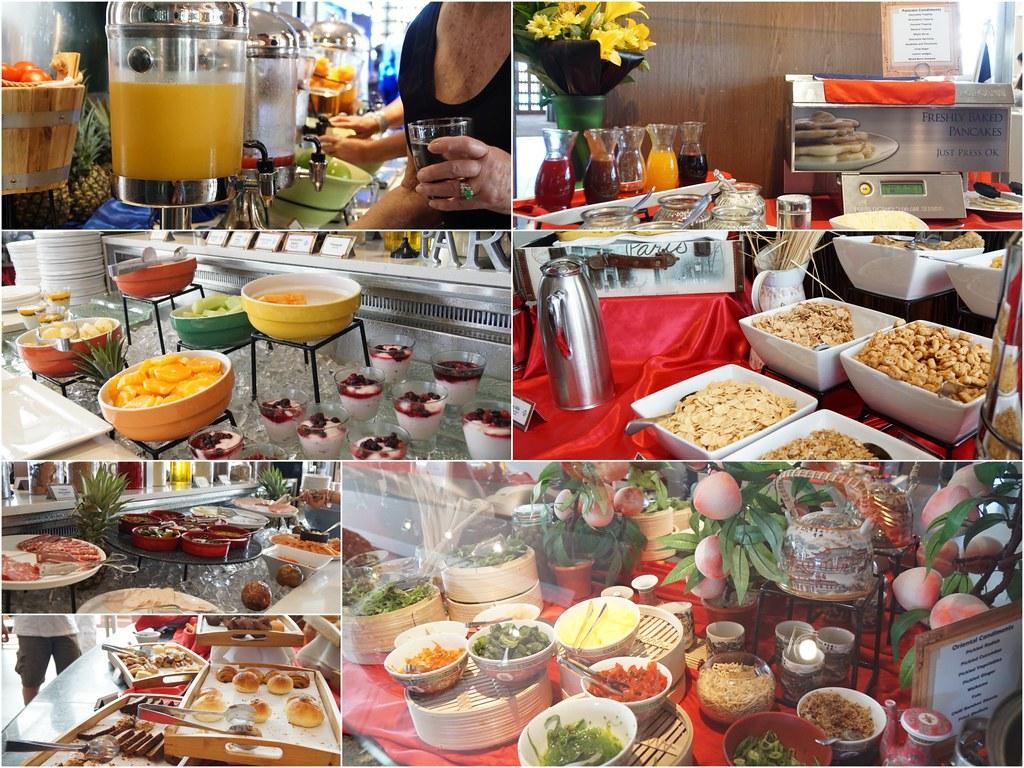 Gold Coast - sofitel broadbeach breakfast 2